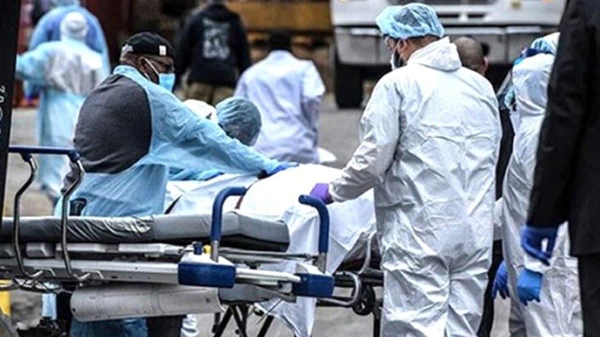 ABD'de son 24 saatte koronavirüsten 1203 kişi öldü