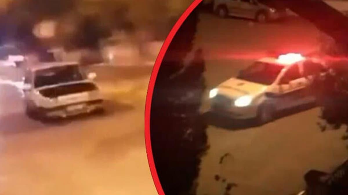 Polisten 1.5 saat kaçabildi! Savunması pes dedirtti