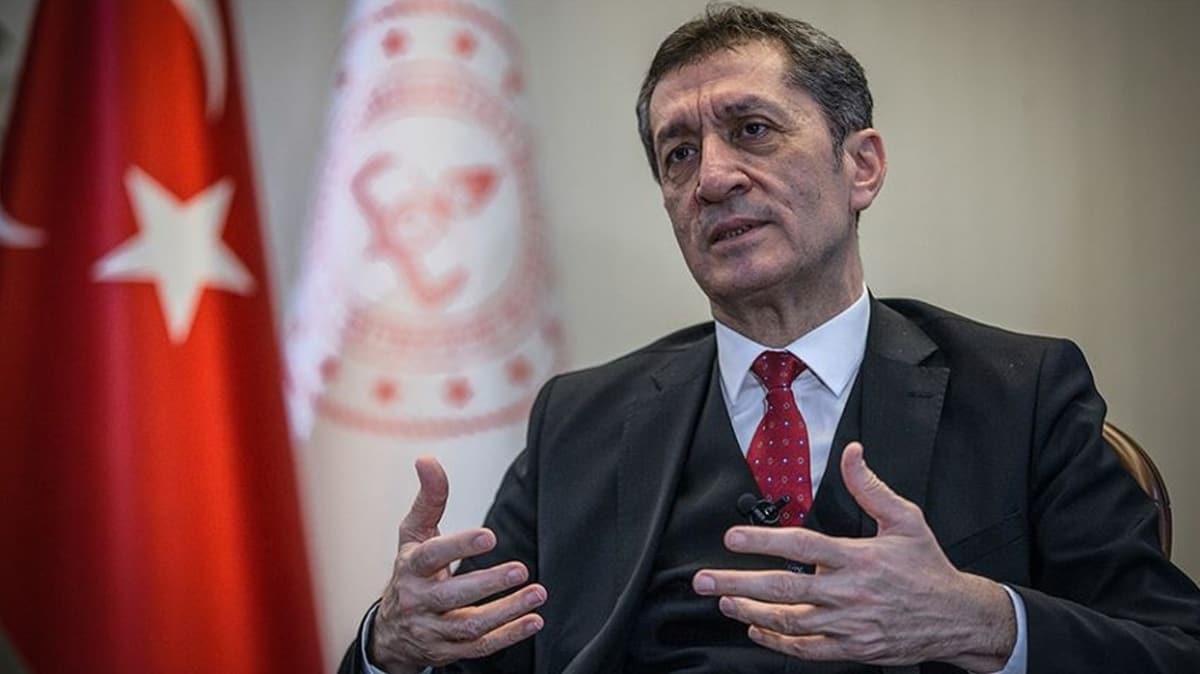 """LGS nasıl yapılacak"""" Milli Eğitim Bakanı Selçuk soruları yanıtladı"""