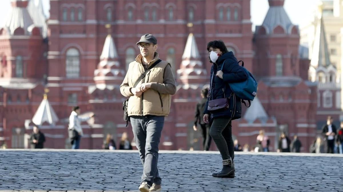 Rusya'da koronadan 1 günde rekor ölüm!