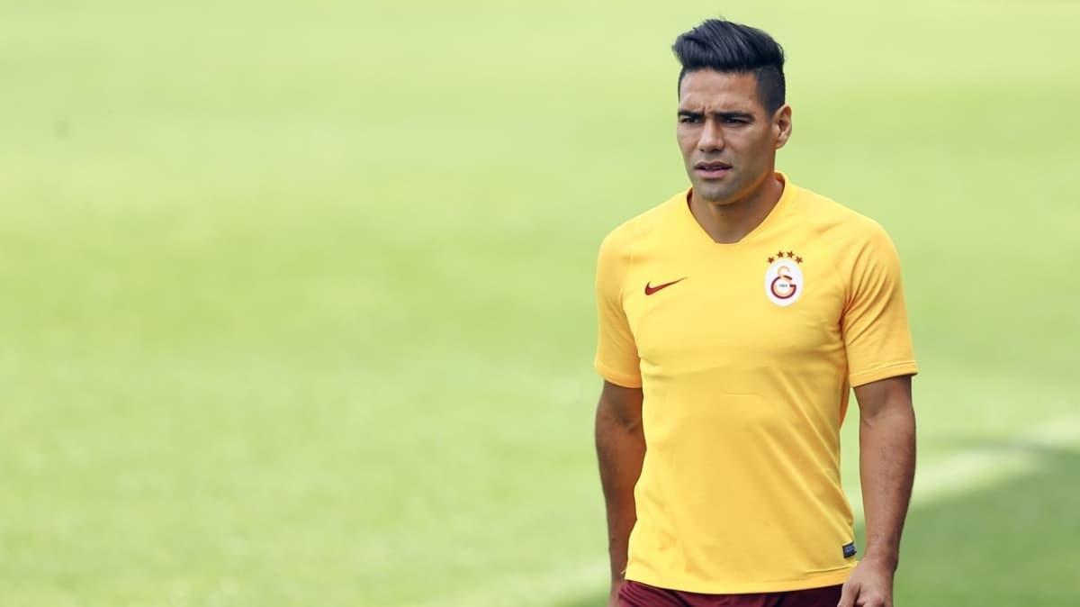 Radamel Falcao, Beckham'ın takımı Inter Miami'nin teklifini reddetti