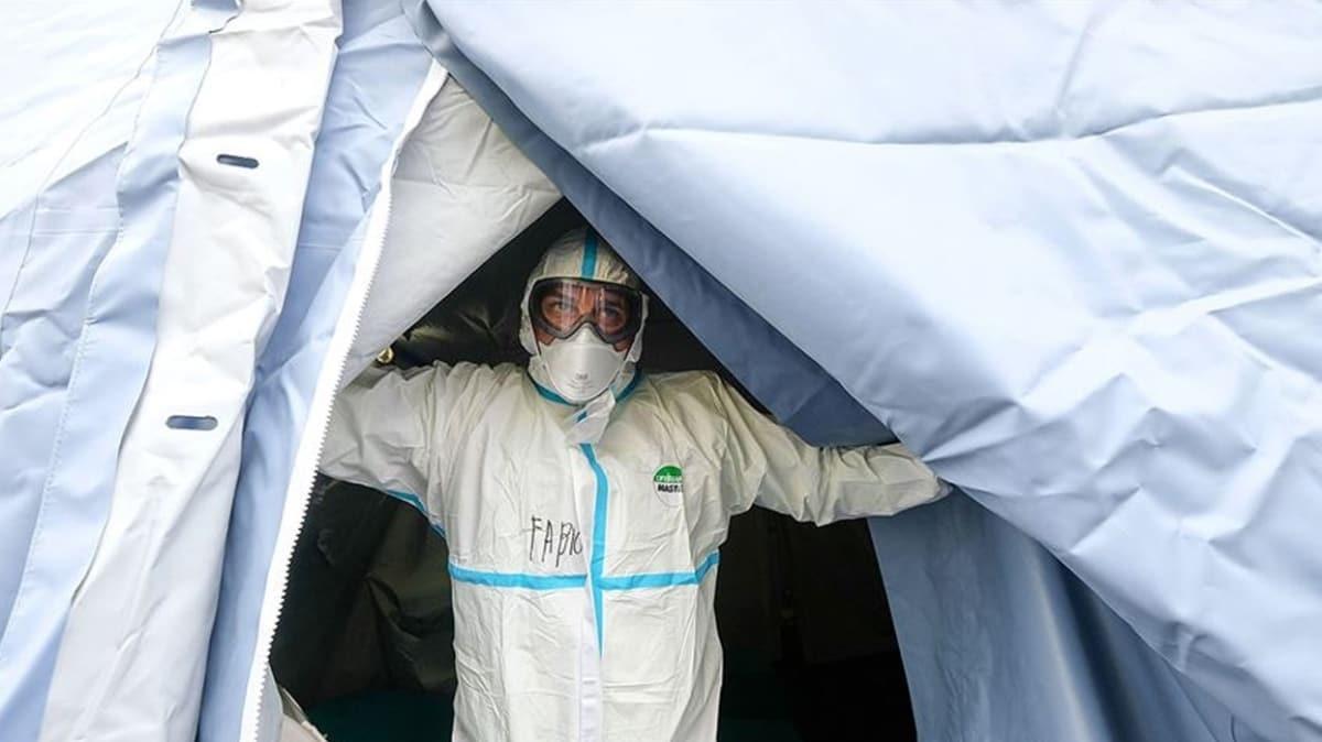 İtalya'da koronavirüs nedeniyle hayatını kaybedenlerin sayısı 33 bin 340'a yükseldi