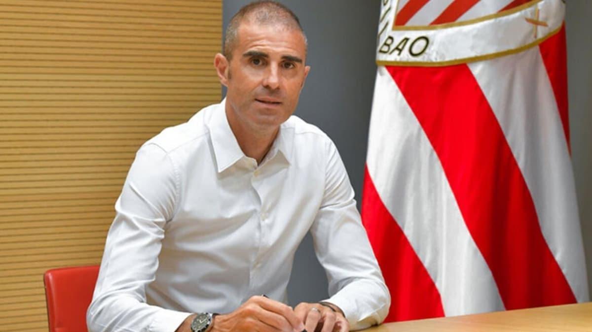 Athletic Bilbao, teknik direktör Garitano ile sözleşme yeniledi