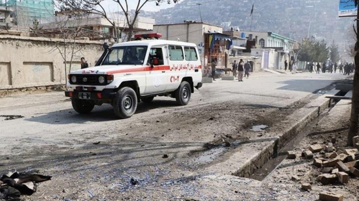 Afganistan'da yol kenarına yerleştirilen bomba 2 çobanı hayattan kopardı