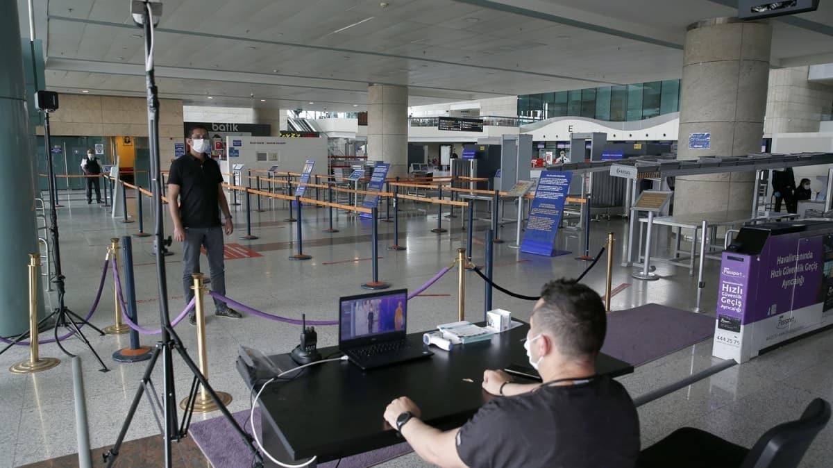 Ankara Esenboğa Havalimanı'nda uçuşlar yarın başlıyor