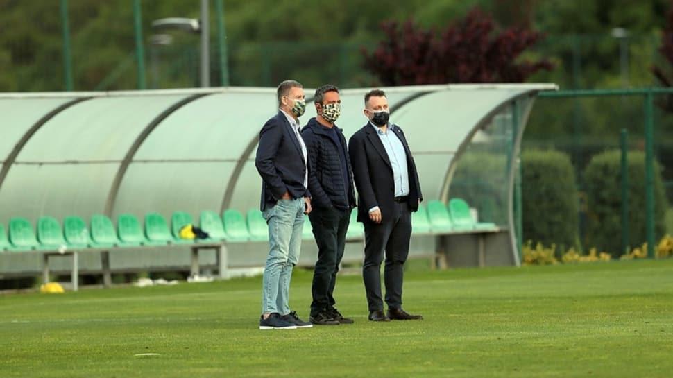 Ali Koç'tan sürpriz teknik direktör kararı