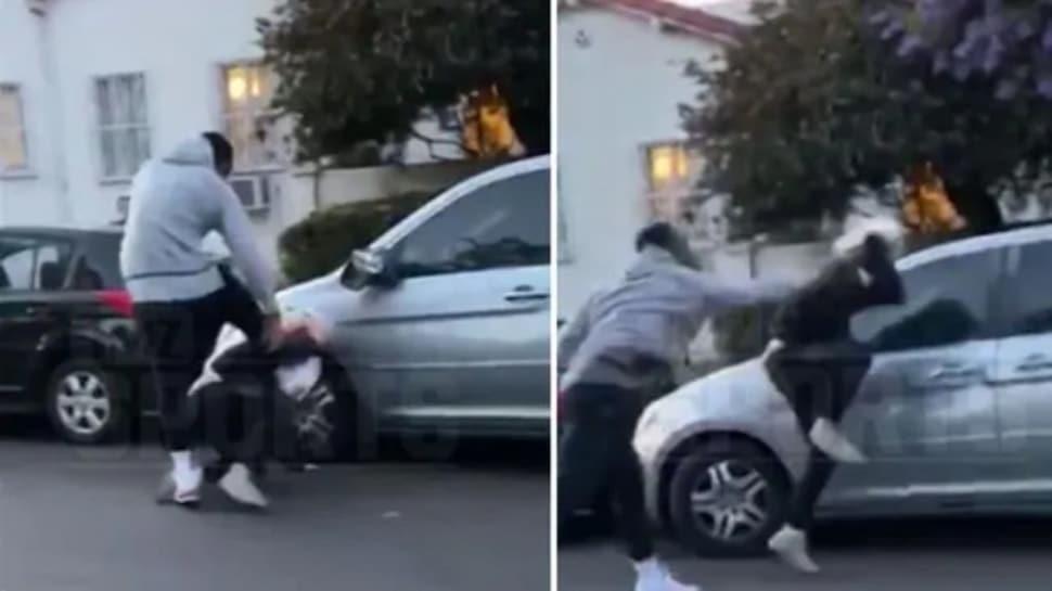Ünlü basketbolcu J. R. Smith George Floyd protestoları sırasında bir vatandaşı tekme tokat dövdü!