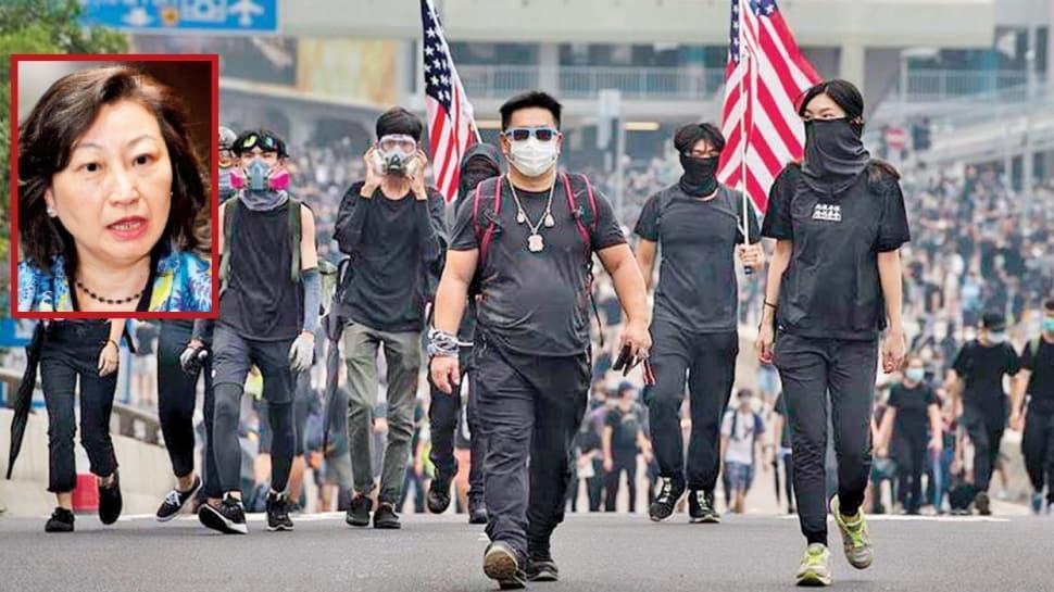 Hong Kong: Bu karar asıl ABD'yi vurur