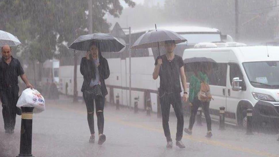 Meteoroloji'den İstanbul, İzmir ve Ankara'ya sağanak uyarısı