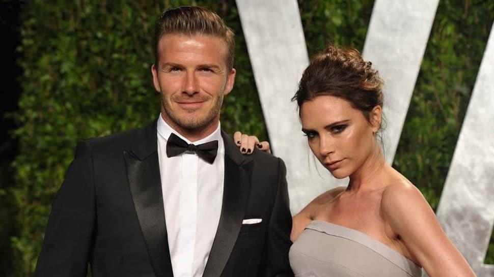 David Beckham ve Victoria Beckham çiftinden koronavirüs tüneli