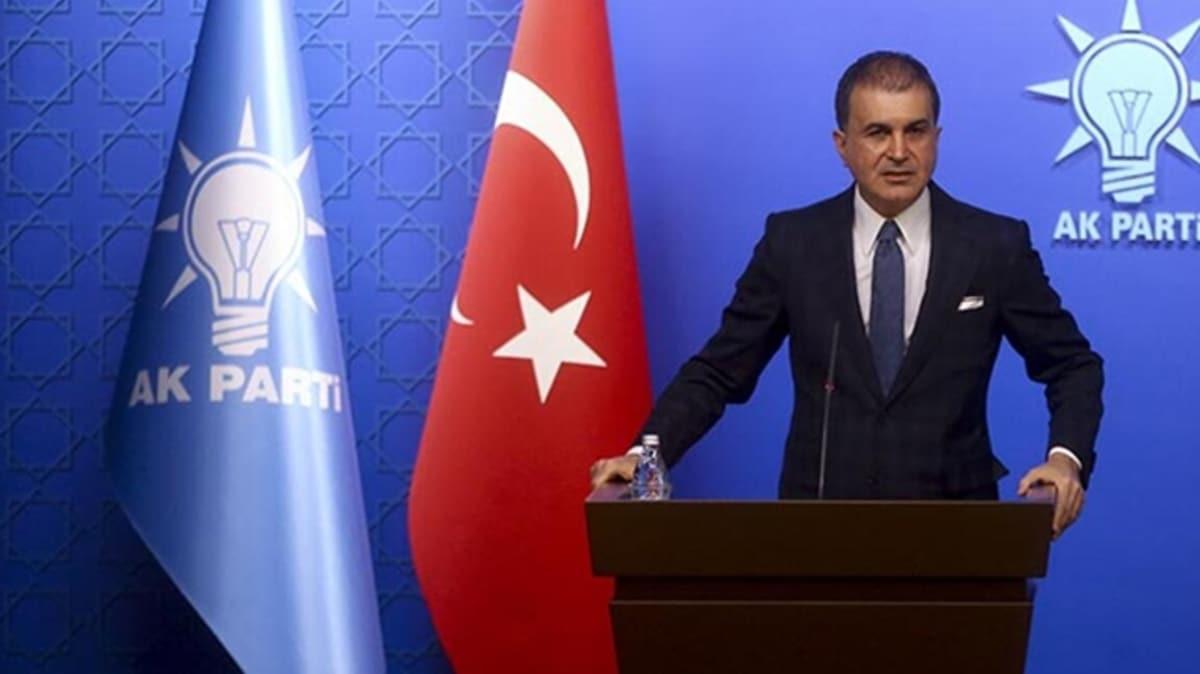 AK Parti Sözcüsü Çelik: Rum Yönetimi, İslam düşmanı faşistlere karşı tedbir almalıdır