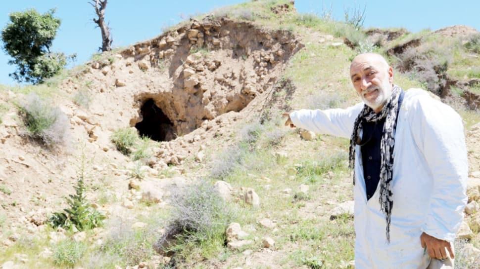 3 bin yıllık Hıdırbaba Höyüğü'nü kazdılar