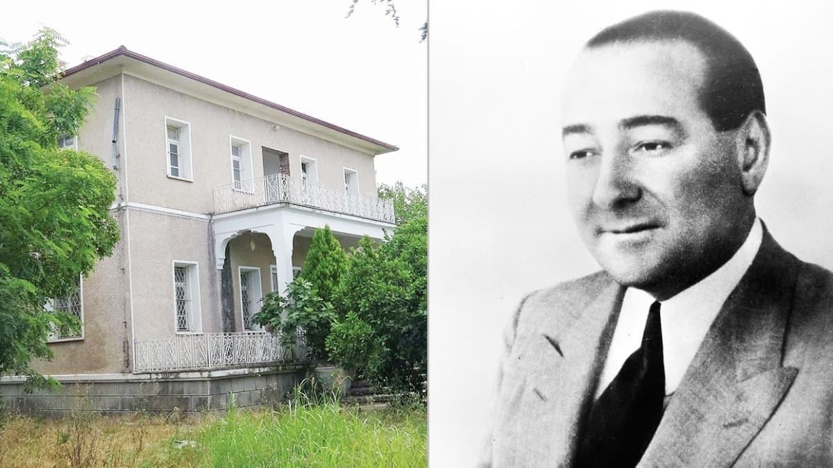 Adnan Menderes'in  müzesi orada yaşatılacak