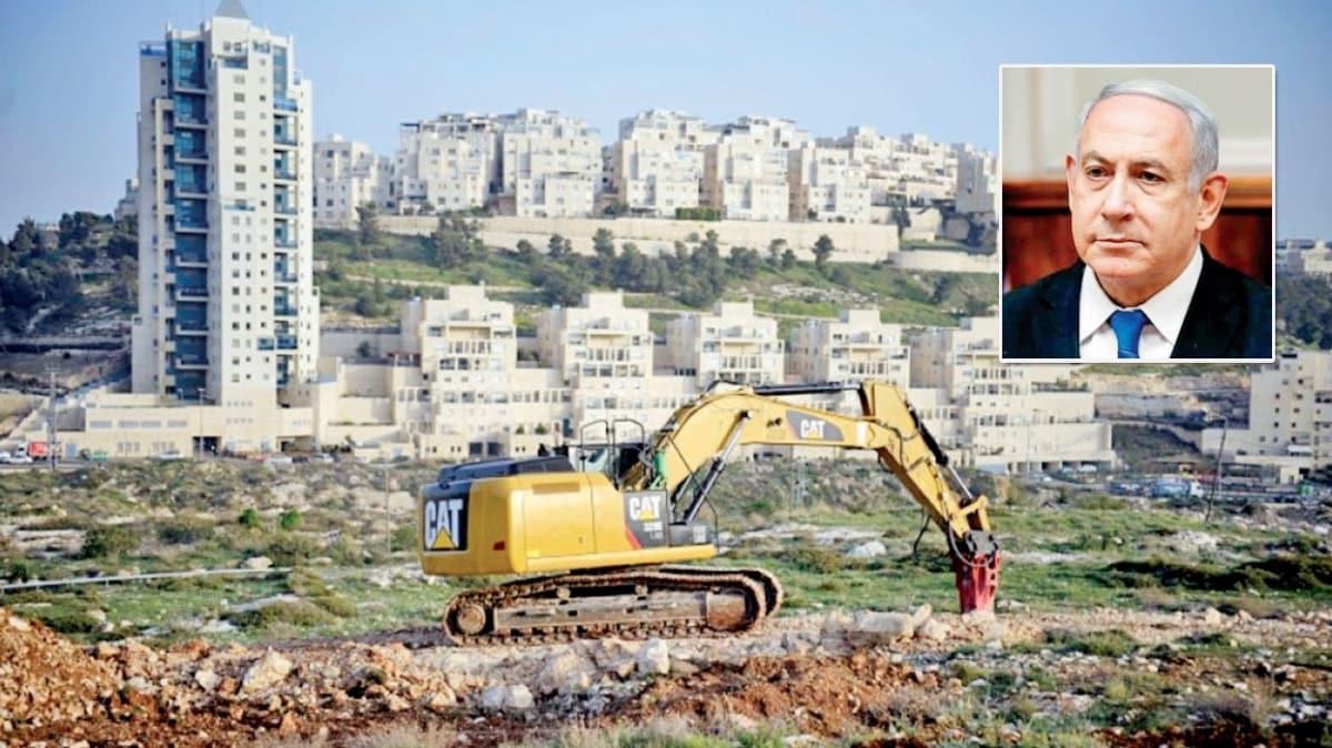 Filistinlilerin iş yerleri de yıkılıyor
