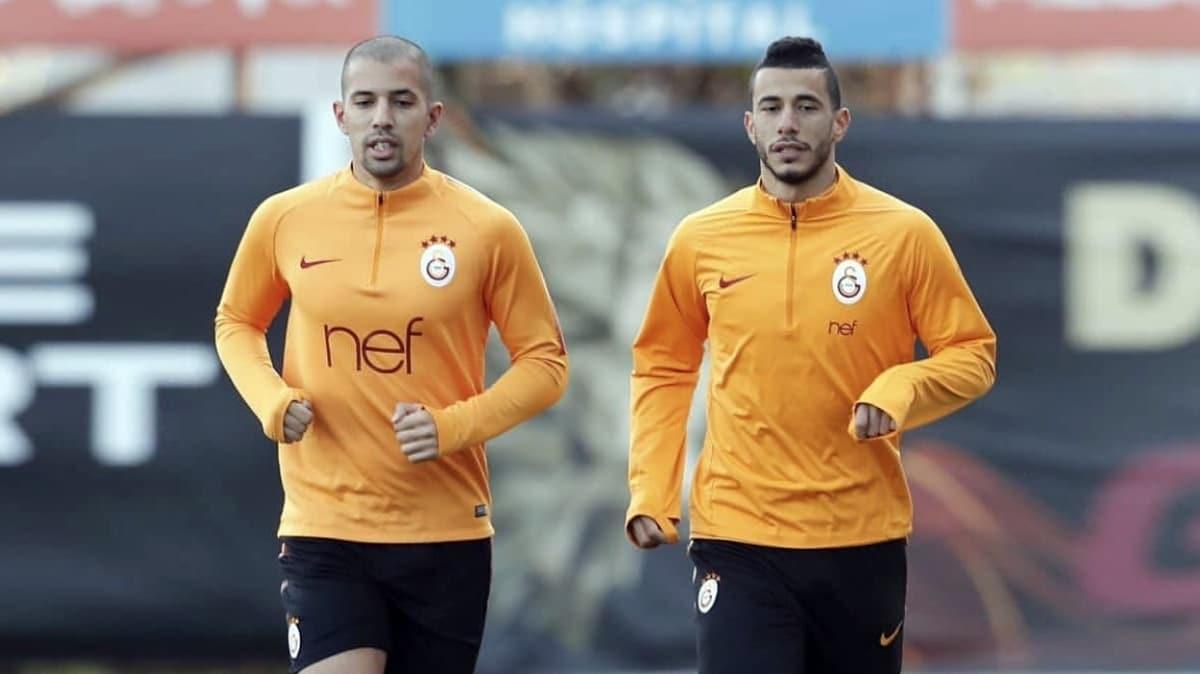 Galatasaray, Younes Belhanda ve Sofiane Feghouli için 10'ar milyon Euro istiyor