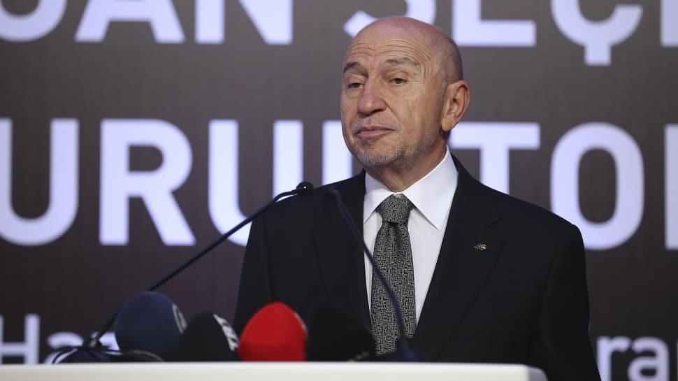 """TFF Başkanı Özdemir'den Trabzonspor açıklaması: """"Beraberce mücadele edeceğiz"""""""