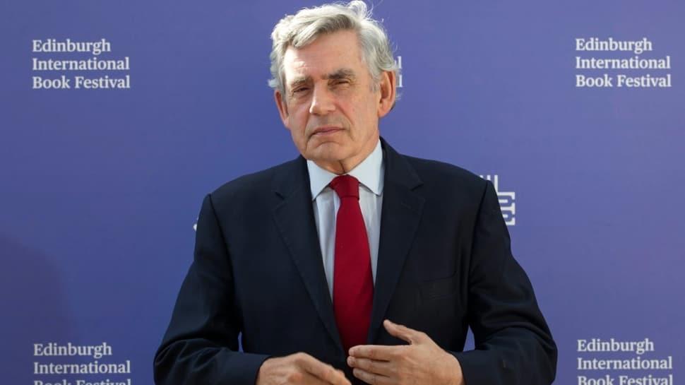 Eski İngiltere Başbakanı Gordon Brown'dan Türk halkına 'tıbbi yardım' teşekkürü