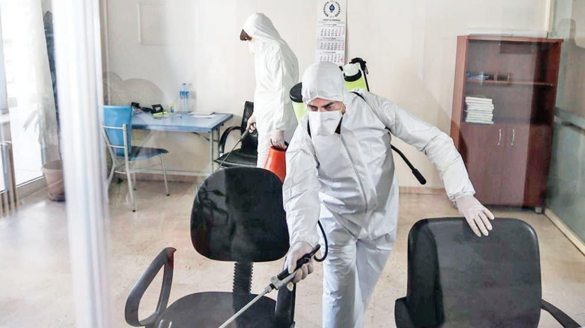 Devlet yurtlarında temizlik başlıyor