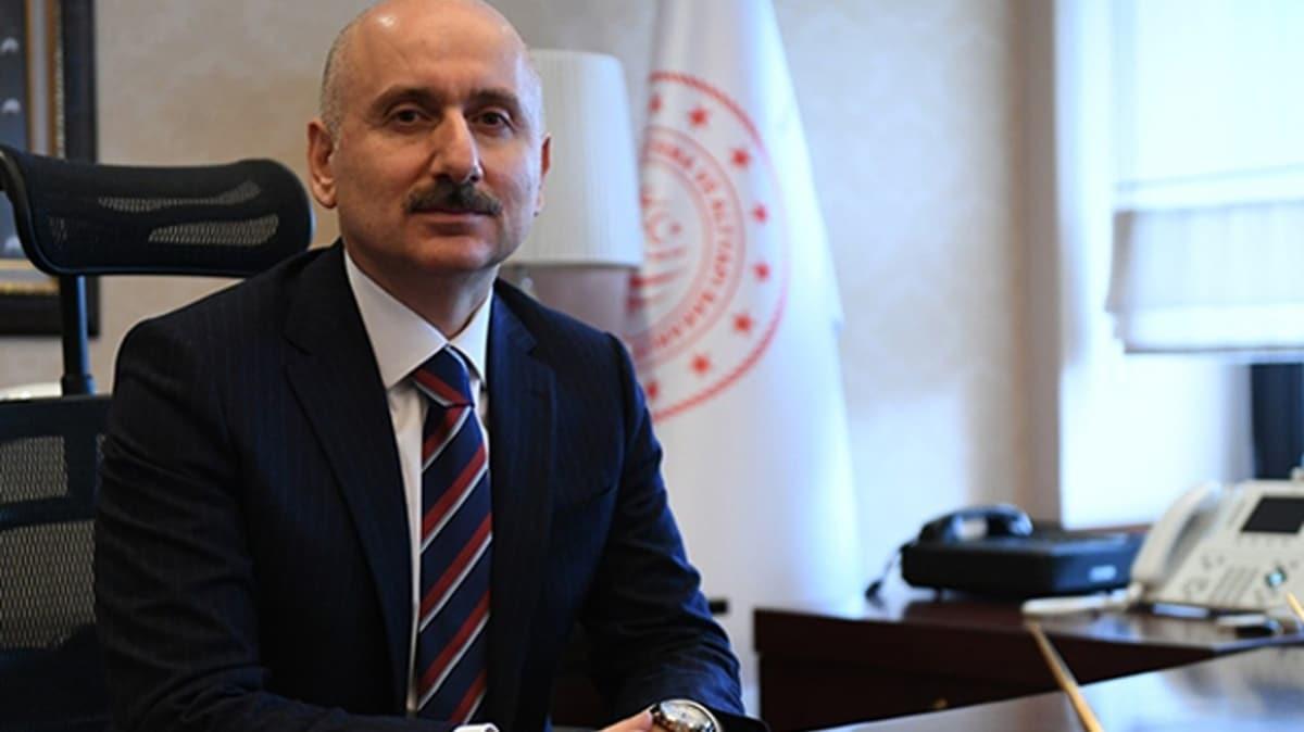 Bakan Karaismailoğlu: TÜRASAŞ'ın yönetim organizasyonunu bir an önce kuracağız