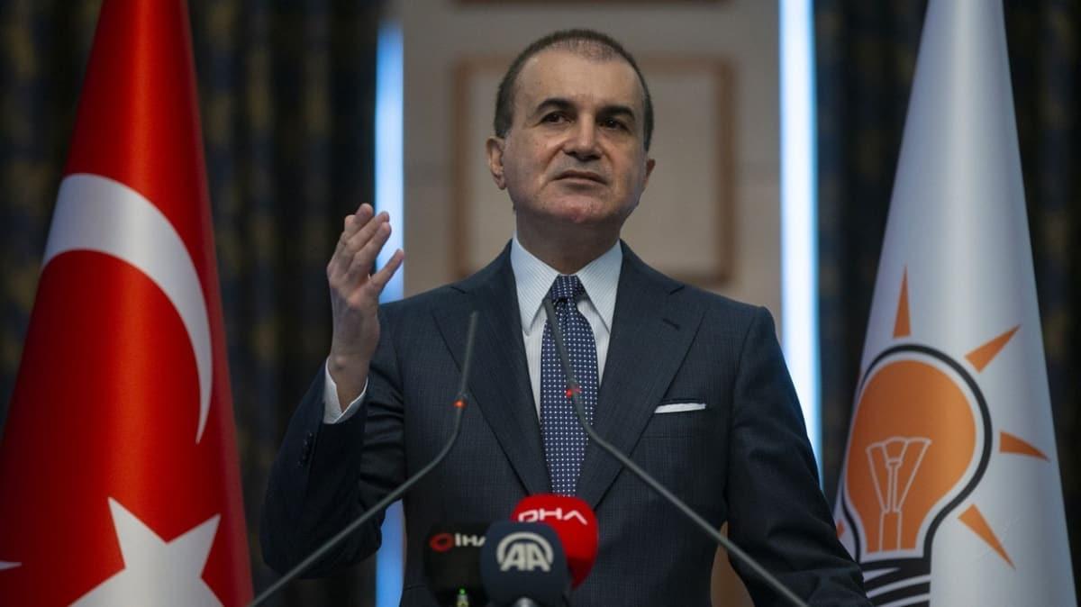 AK Parti Sözcüsü Çelik ABD'deki olayları böyle yorumladı: 'İkisine de karşıyız'