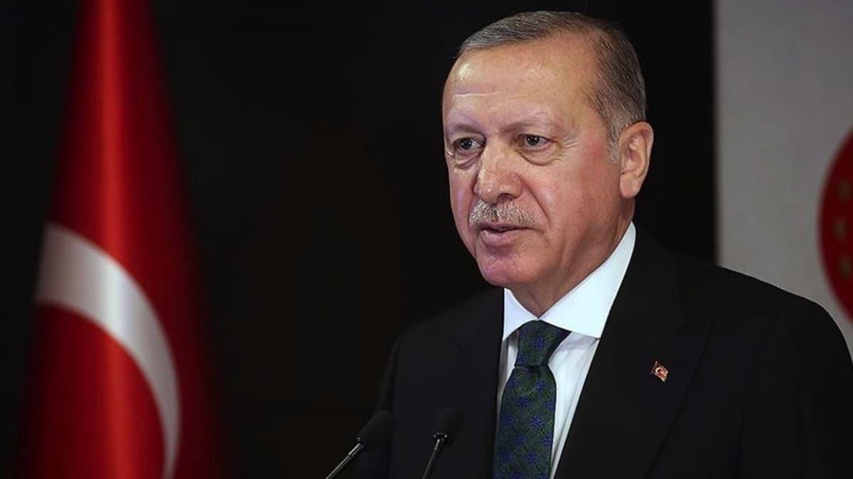 Başkan Erdoğan'dan Küresel Aşı Zirvesi'ne mesaj