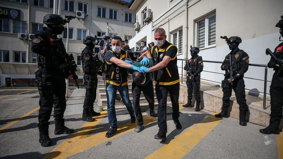 Bursa'da polis memurunun şehit edildiği olayda önemli gelişme! 3 kişi tutuklandı