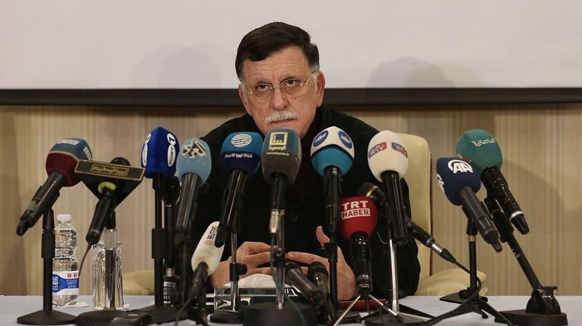 Libya Başbakanı Serrac, Hafter'in kandırdığı gençlere hükümete teslim çağrısında bulundu