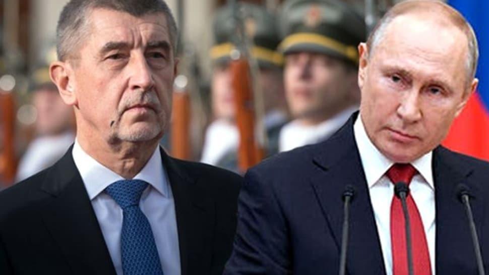 Rusya ile Çekya arasında büyük kriz: Aynı şekilde karşılık vereceğiz