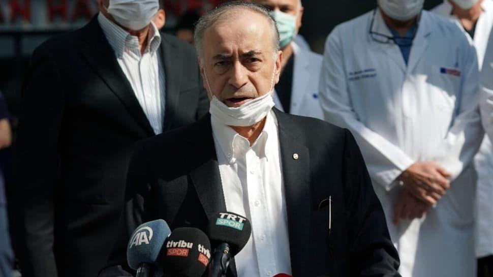 Başkan Mustafa Cengiz kolları sıvadı