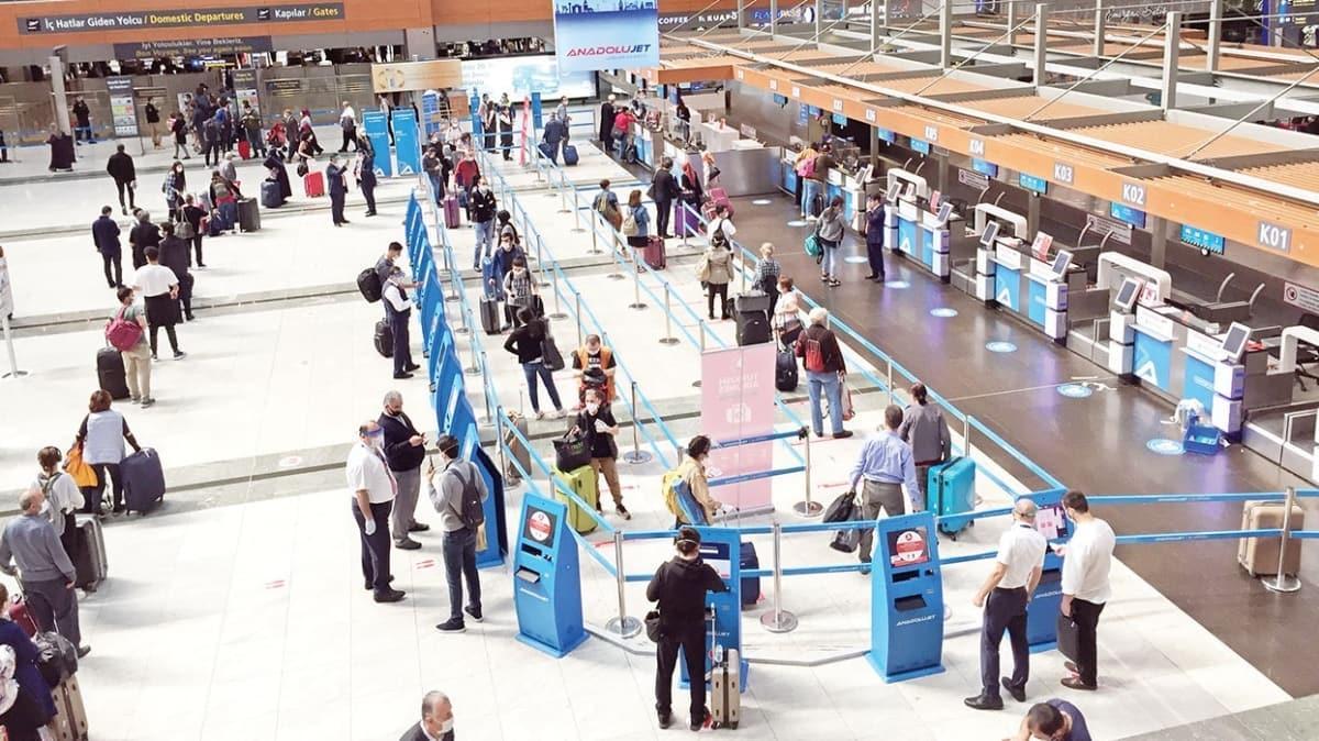 İlk dış uçuşlar 10 Haziran'da başlıyor