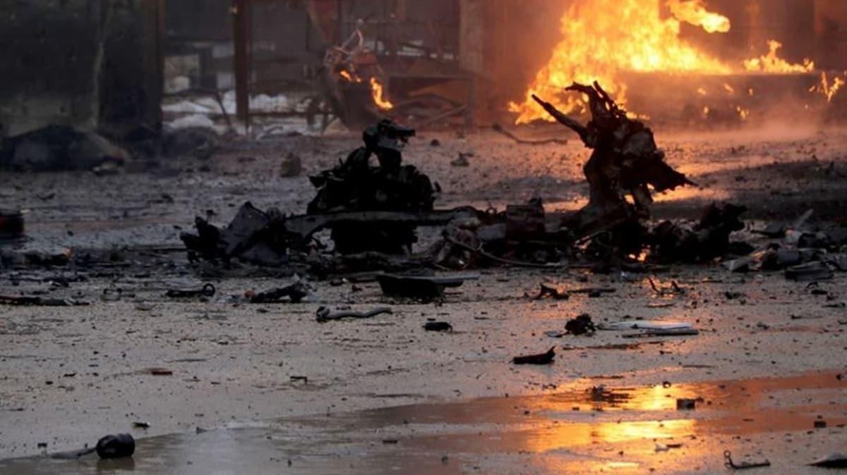Rasulayn'da terör saldırısı: 2 sivil hayatını kaybetti!