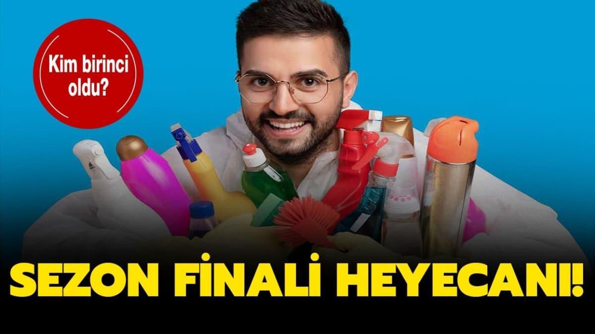 """Temizlik Benim İşim sezon finali birincisi belli oldu! Temizlik Benim İşim 5 Haziran Cuma günü birincisi kim"""""""
