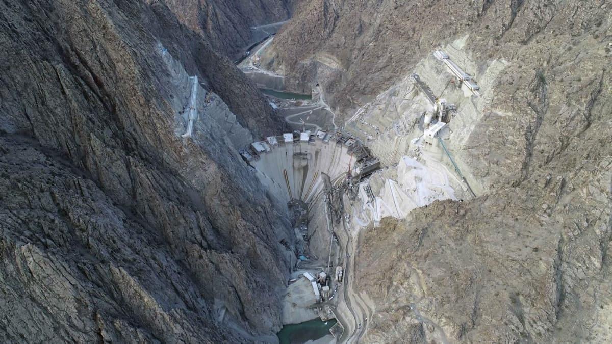 Yusufeli Barajı ekonomiye 1.5 milyar lira kazandıracak