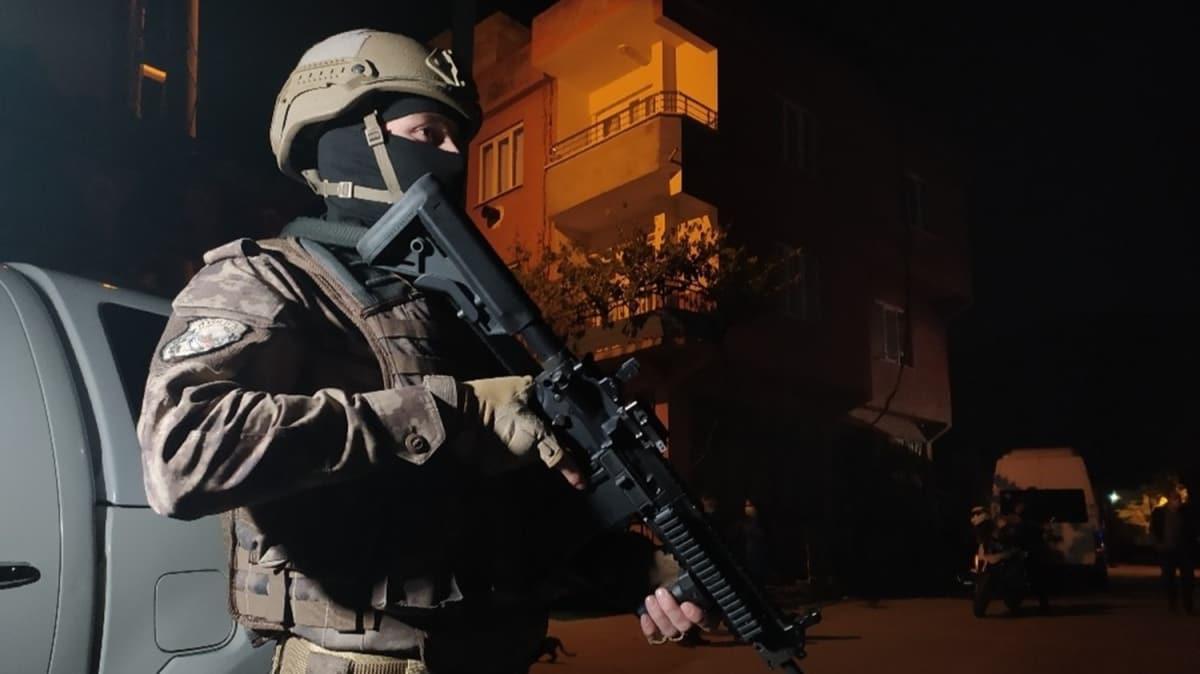 Bursa'da nefes kesen operasyon! 2 bin 500 polis katıldı