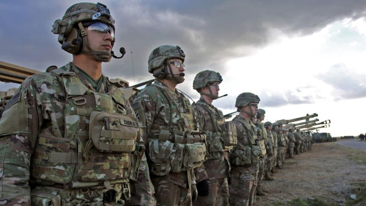 Trump kararını verdi: 9 bin 500 ABD askeri geri çekiliyor!