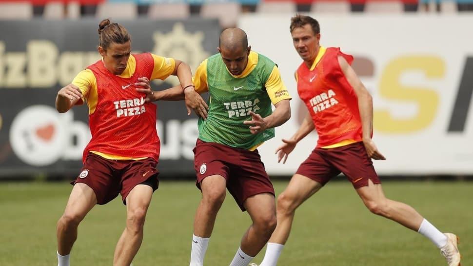 Galatasaray, Çaykur Rizespor hazırlıklarına devam etti