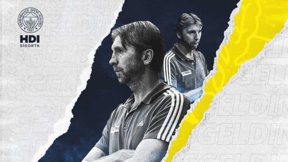 Fenerbahçe Erkek Voleybol Takımı'nda Erkan Toğan dönemi