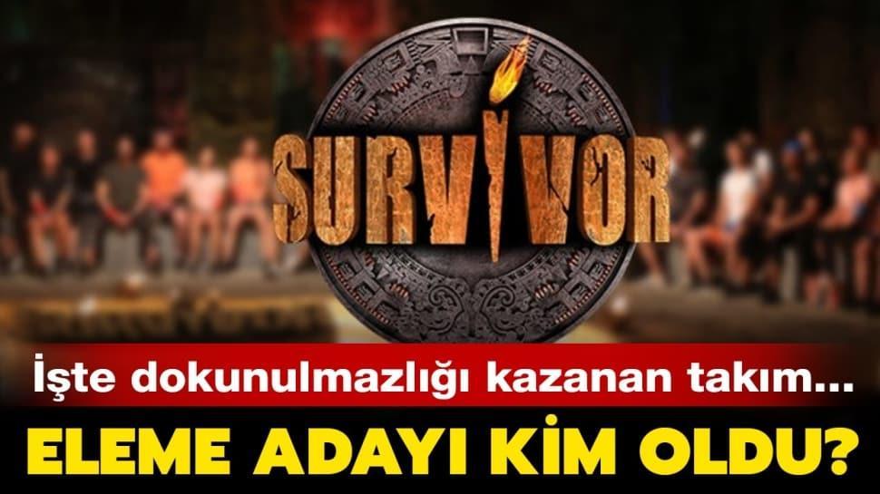 6 Haziran Survivor'da yaşananlar...