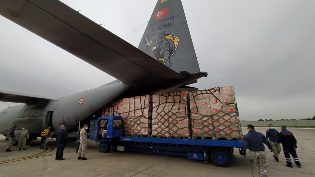 Türkiye'nin ABD'ye yardımı kayıtlara geçti