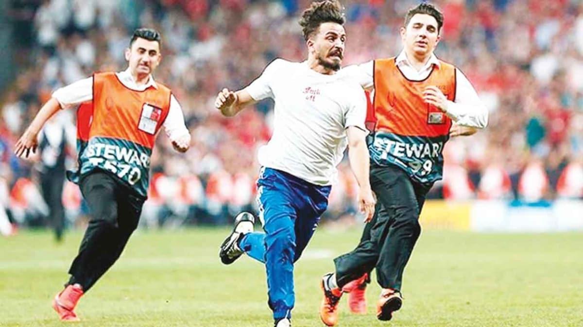 UEFA finalindeki rezalete 3 yıl