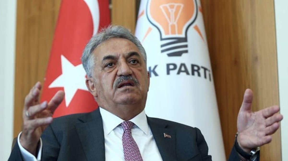 AK Partili Hayati Yazıcı üç ismin milletvekilliğinin düşmesi hakkında konuştu