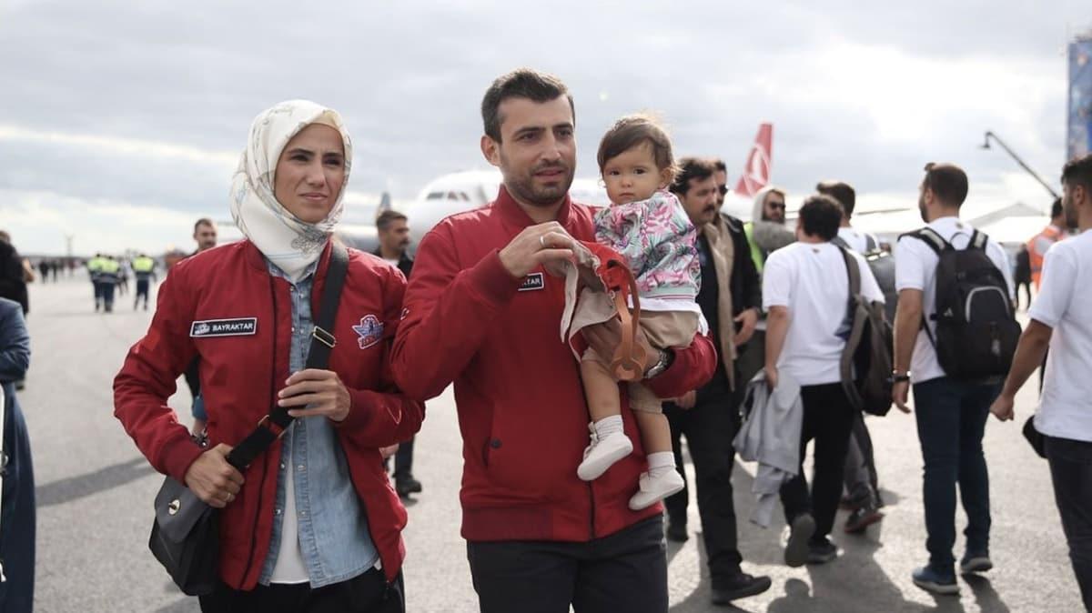 Selçuk Bayraktar ODA TV'nin eşi Sümeyye Erdoğan Bayraktar hakkındaki  haberini tekzipledi