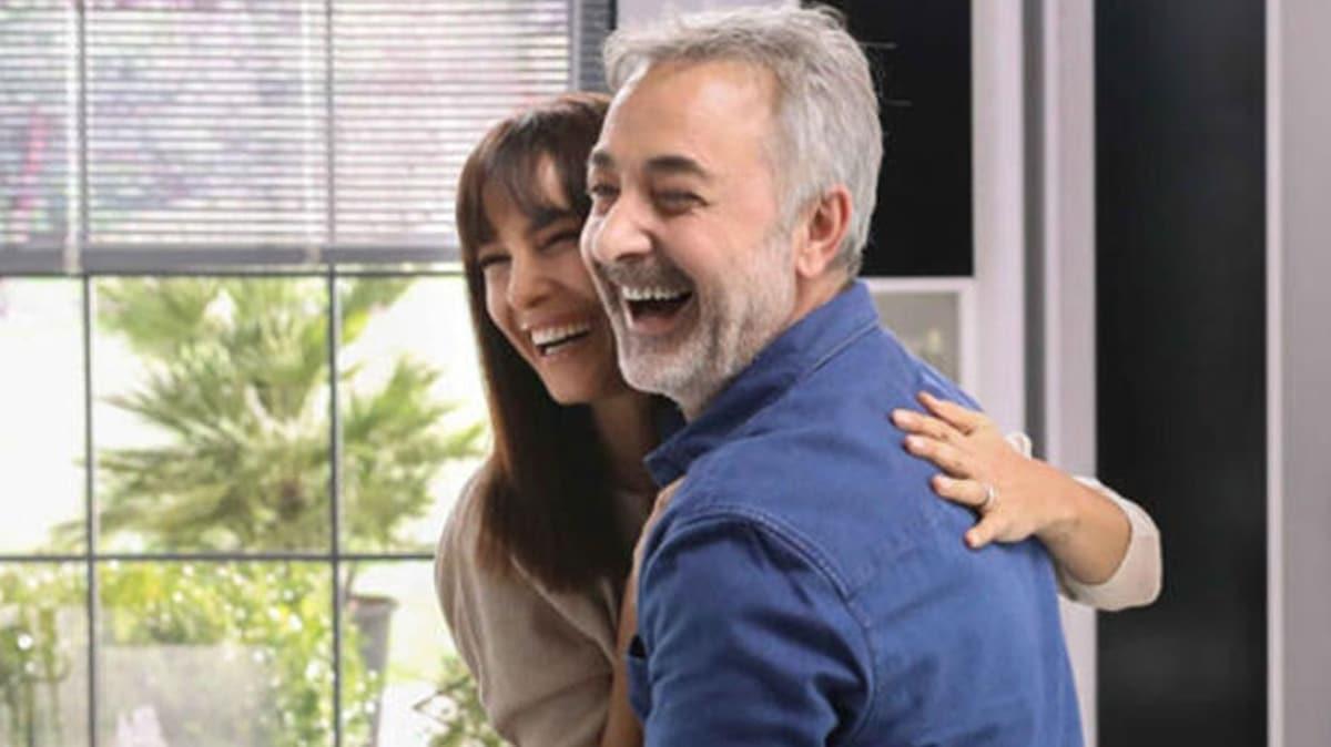 Arzum Onan ile Mehmet Aslantuğ çifti'nden izole seyahat