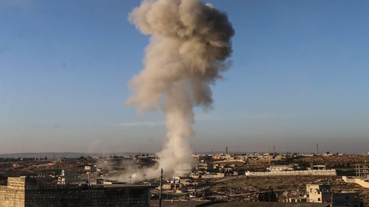Rus savaş uçaklarından İdlib'de ateşkes ihlali... Hava saldırılarında 3 sivil hayatını kaybetti