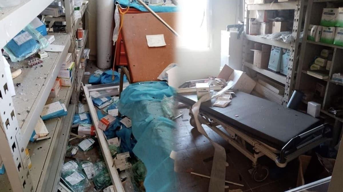 BAE'nin İHA'ları Libya'da hastane bombaladı