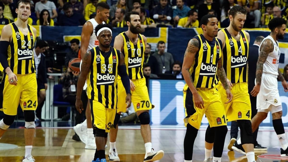Fenerbahçe Beko'nun yıldızı ayrılıyor