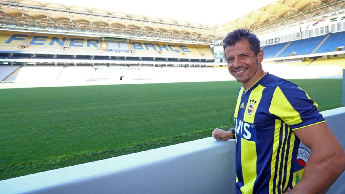 Emre Belözoğlu'ndan bir transfer daha: Bilal Budak Fenerbahçe'de!