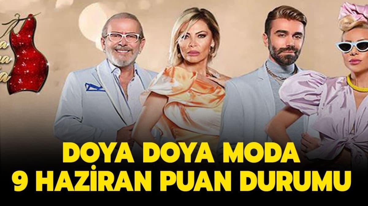 """Doya Doya Moda gün birincisi kim oldu"""""""