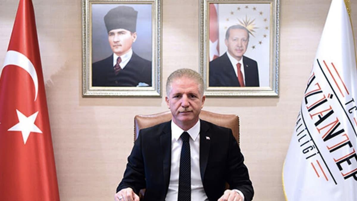 Gaziantep Valisi Gül: Maskeyi yere atanlar 3 bin 150 ile cezalandırılacak