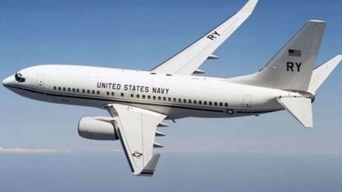 Çin, ABD'nin Tayvan üzerinde askeri uçak uçurmasını kınadı